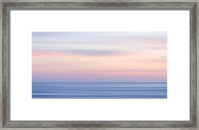 M'ocean 14 Framed Print by Peter Tellone