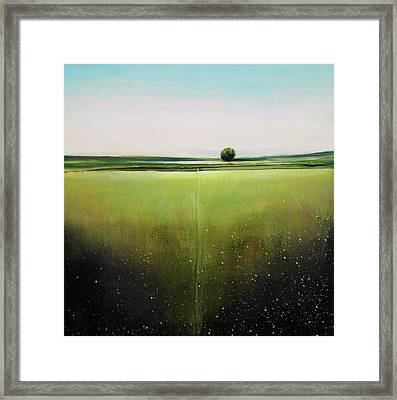 Modern Day Framed Print by Toni Grote