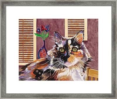 Monet Framed Print by Bob Coonts
