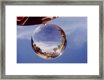 Monte Carlo  Framed Print by Kelly Jones