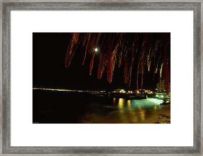 Monterey Bay - Cannery Row Framed Print by Soli Deo Gloria Wilderness And Wildlife Photography