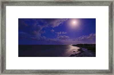 Moonlight Sonata Framed Print by Chad Dutson
