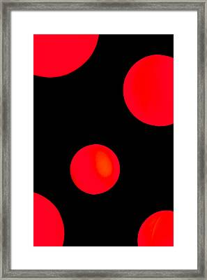 Moonlighting Framed Print by Az Jackson