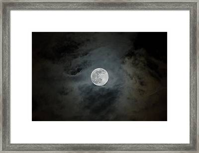Moonstruck Framed Print by Rich Leighton