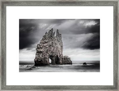 Mordor Framed Print by Evgeni Dinev