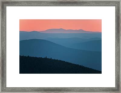 Morning Beauty Framed Print by Christian Heeb