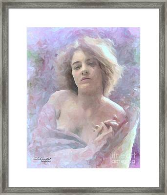 Morning Framed Print by Chris Armytage