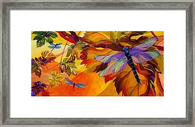 Morning Dawn Framed Print by Karen Dukes