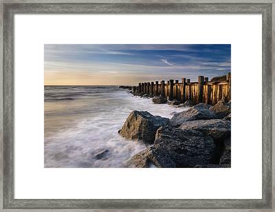 Morning Exposure Framed Print by Steve DuPree