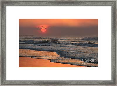 Morning Has Broken   3260 Framed Print by Jack Schultz