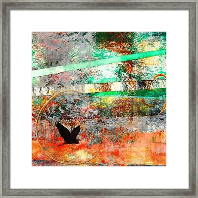 Morning Has Broken Framed Print by Carol Leigh