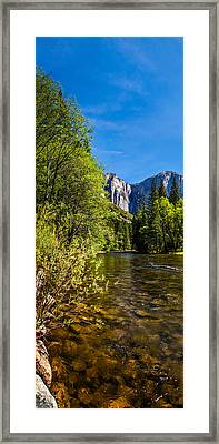 Morning Inspirations 1 Of 3 Framed Print by Az Jackson