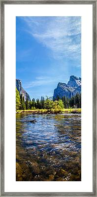 Morning Inspirations 2 Of 3 Framed Print by Az Jackson