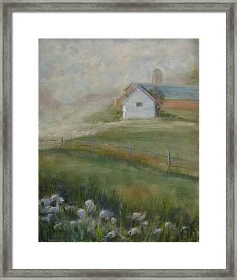 Morning Mercy Framed Print by Wendie Thompson