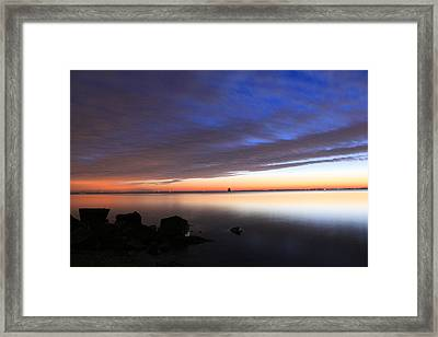 Morning Splendor  Framed Print by JC Findley