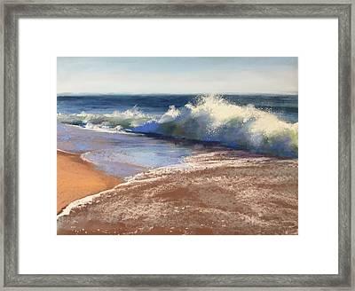 Morning Spread Framed Print by Jeanne Rosier Smith