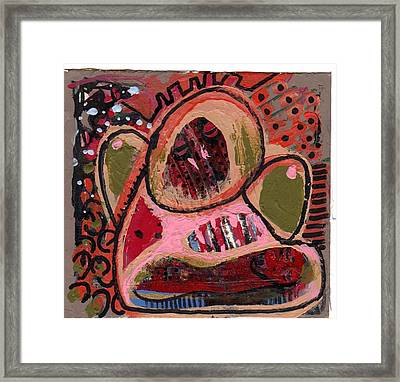 Mother Framed Print by Ivana Ratermann