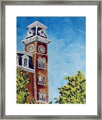 Mother Of Mothers Framed Print by Beth Lenderman