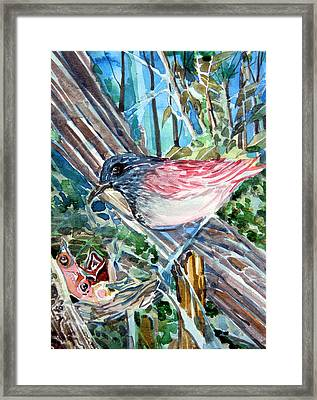Mothers Day Framed Print by Mindy Newman