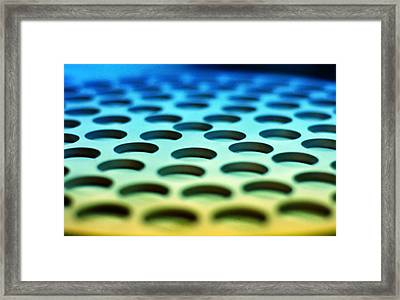 Mothership Framed Print by Skip Hunt
