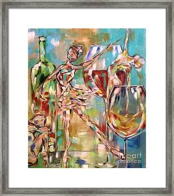 Mother's Day Framed Print by Lisa Owen-Lynch