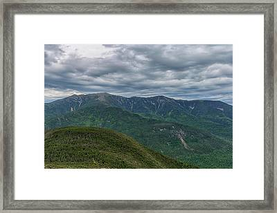 Mount Lafayette Framed Print by Brian MacLean