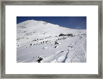 Mount Madison - White Mountains New Hampshire Usa Framed Print by Erin Paul Donovan