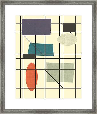 Movement - 3 Framed Print by Finlay McNevin