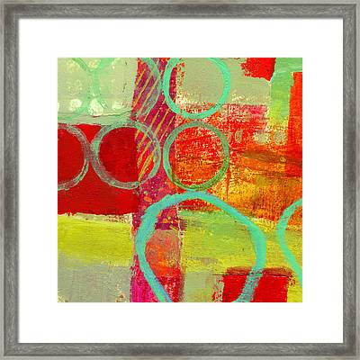 Moving Through 31 Framed Print by Jane Davies