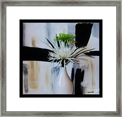 Mummies Framed Print by Marsha Heiken