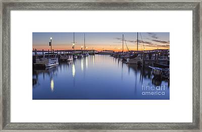 Munising Michigan Framed Print by Twenty Two North Photography