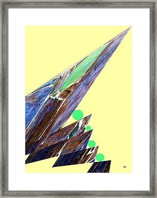 Muse 13 Framed Print by Will Borden