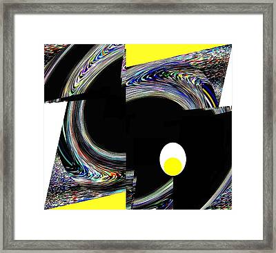 Muse 16 Framed Print by Will Borden