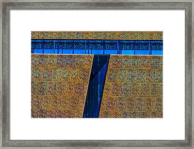 Museum Of African American History Framed Print by Paul Wear