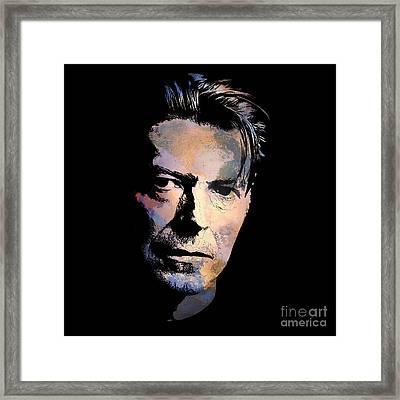 Music Legend. Framed Print by Andrzej Szczerski