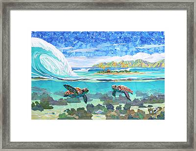 My Place Framed Print by Patrick Parker