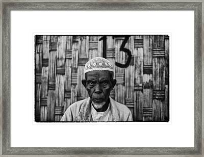Myanmar Lost In Time 18 Framed Print by David Longstreath