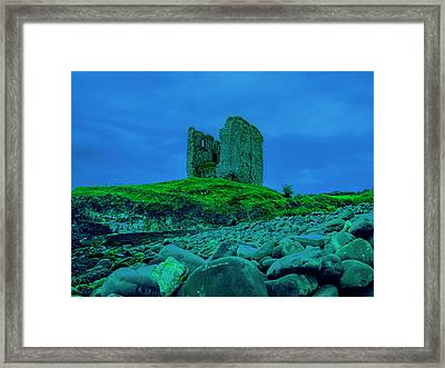 Mysterious Past Framed Print by Leif Sohlman