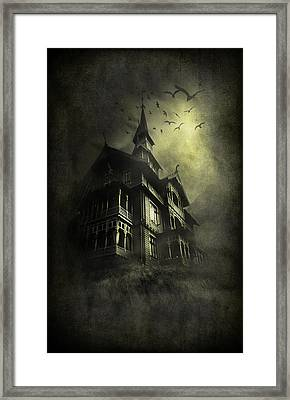 Mystery Light Framed Print by Svetlana Sewell