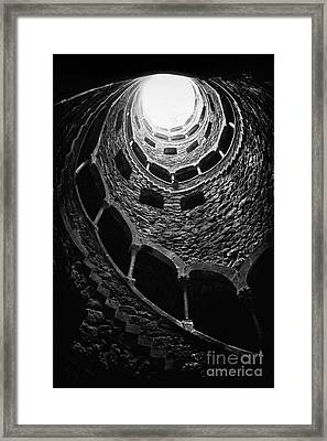 Mystery Tower Framed Print by Jose Elias - Sofia Pereira