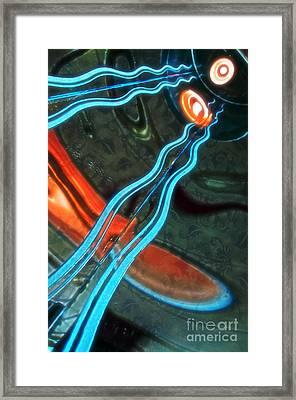 Mystic Channels Framed Print by Charles Dobbs