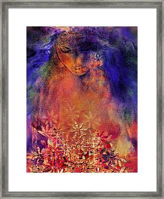 Mystic Dream Framed Print by Natalie Holland
