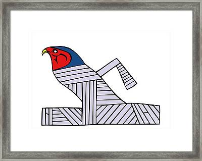 Mythical Creature Framed Print by Michal Boubin