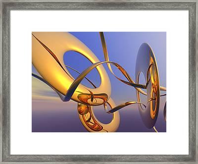 N1A Framed Print by Scott Piers
