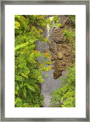 Nanue Streams Framed Print by Ron Dahlquist - Printscapes