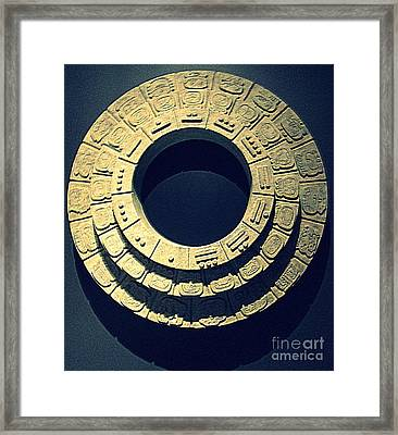 National Museum Of The American Indian 10 Framed Print by Randall Weidner