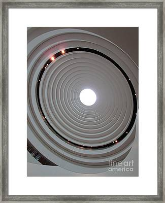 National Museum Of The American Indian 2 Framed Print by Randall Weidner