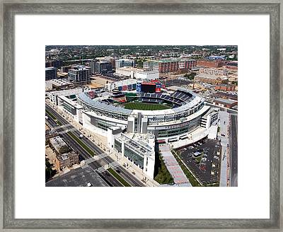 Nationals Park Framed Print by Carol Highsmith