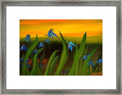 Natural Diversity II Framed Print by Gregory Allen Page