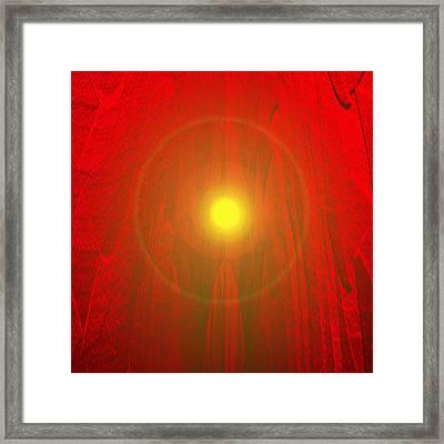 Nature-healing No. 03 Framed Print by Ramon Labusch